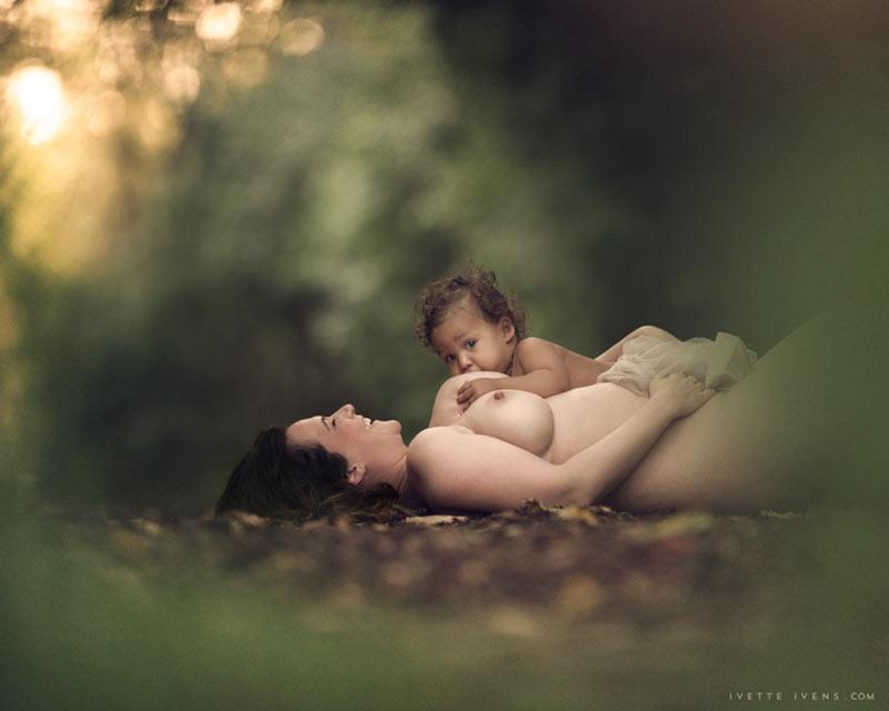 Courbe de poids pour bébés allaités